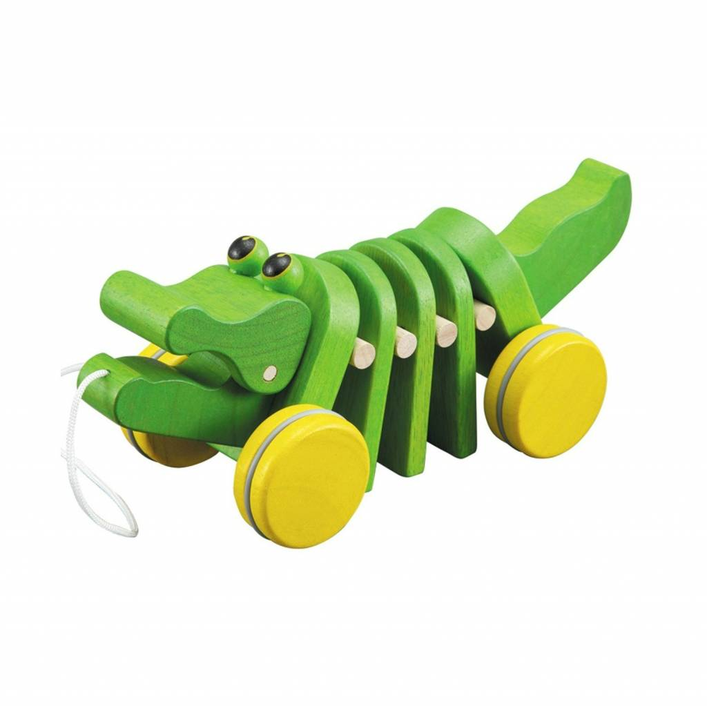 Plantoys Plantoys Dansende krokodil