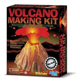 4M 4M Maak een vulkaan