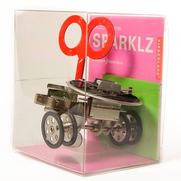 "Kikkerland Kikkerland Robot ""Sparklz"""
