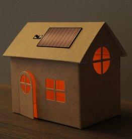 Casagami Casagami bouwpakket zonnecelhuisje