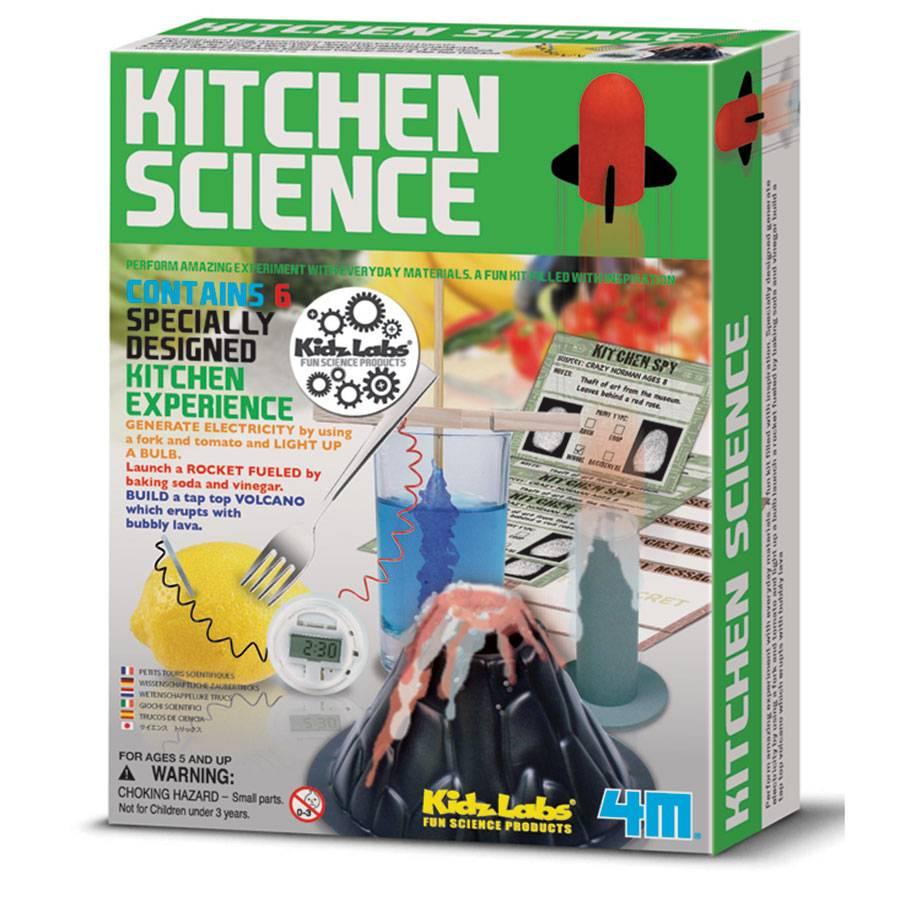 4M 4m Kitchen Science