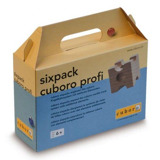 Cuboro Cuboro aanvulset Sixpack Profi
