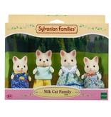 Sylvanian Families Sylvanian Families - Zijden katten familie