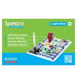 """Spectro Spektro uitbreiding electro ontdekdoos """"Light Show"""""""