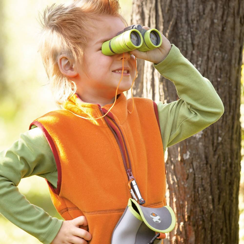 HABA Haba Terra Kids  verrekijker met tas