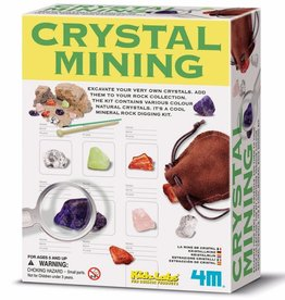 4M 4M Crystal Mining