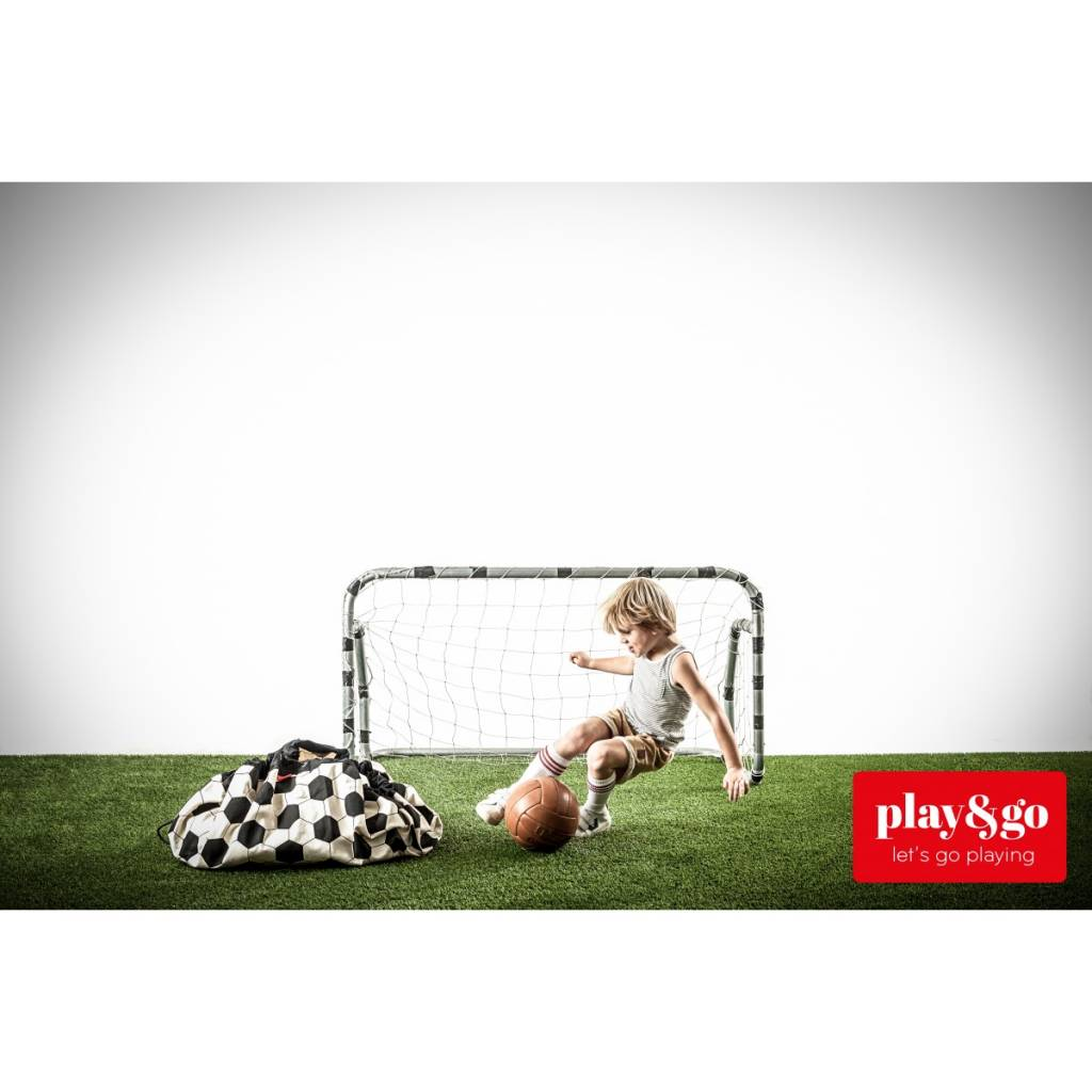 Play & Go Play & Go - Speelmat en Opbergzak - Football