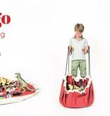 Play & Go Play & Go - Speelmat en Opbergzak - Diamond Pink