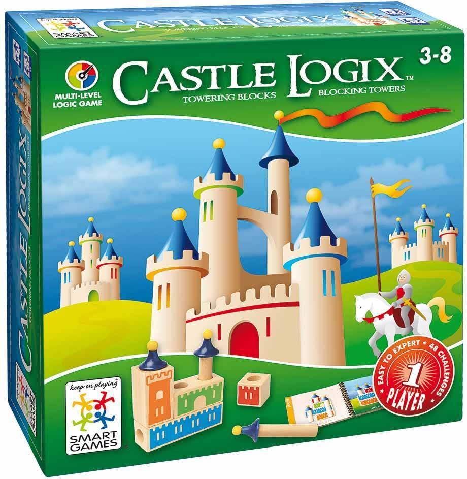 Smart Games Smart Games Castle Logix