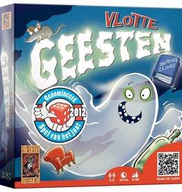 999 Games Spel: Vlotte geesten