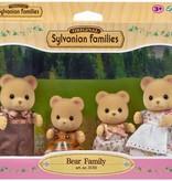 Sylvanian Families Sylvanian Families Beer Familie