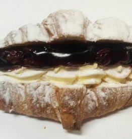 Vruchten Croissant