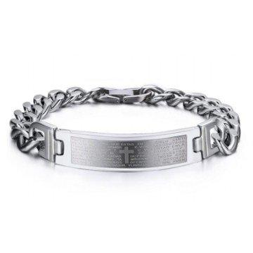 Edelstahl Herren Armband aus Edelstahl
