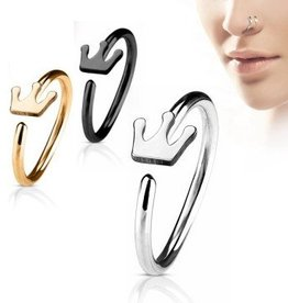 Continuous Ring - Piercing Ring Nase