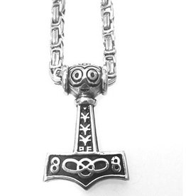 Thor Hammer Königskette