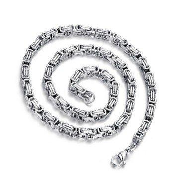 Halskette mit Thors Hammer aus Edelstahl