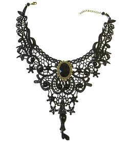 Gothic Choker Collier
