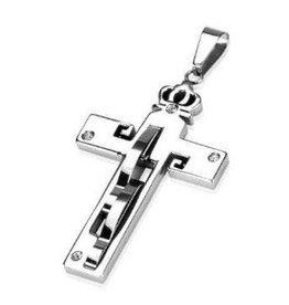 Kreuz mit Zirkoniastein