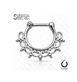 Septum Clicker - Septumpiercing