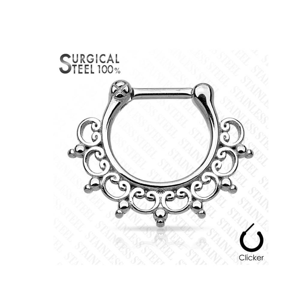 Septum Clicker Ornament