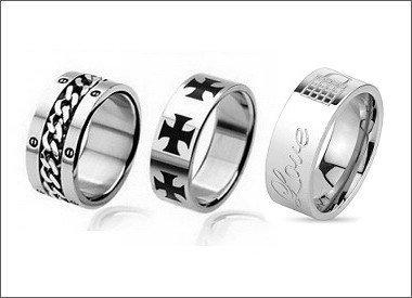Herren Ringe