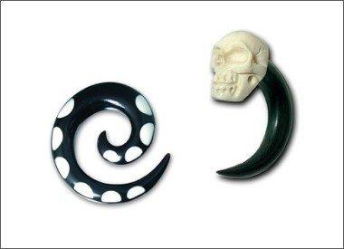 Dehnspiralen Horn
