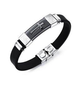 Kautschuk Armband Herren