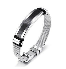 Herren Mesh Armband