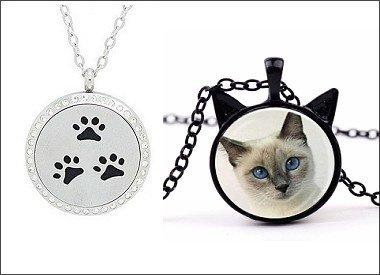 Halsketten für Tierfreunde