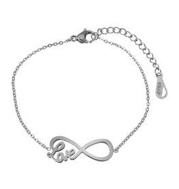 Infinity Armband Love