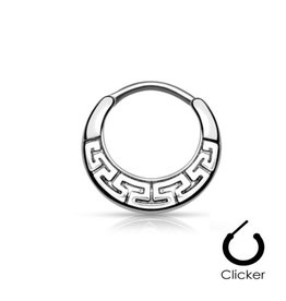 Septum Clicker Ring