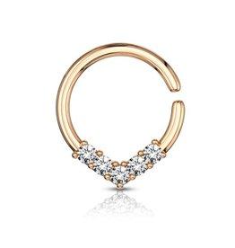 Piercing Ring Für Helix & Septum