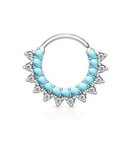 Piercing Ring für Septum & Ohr