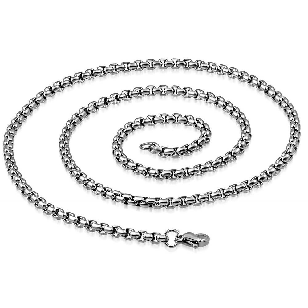 Halskette Männer aus Edelstahl
