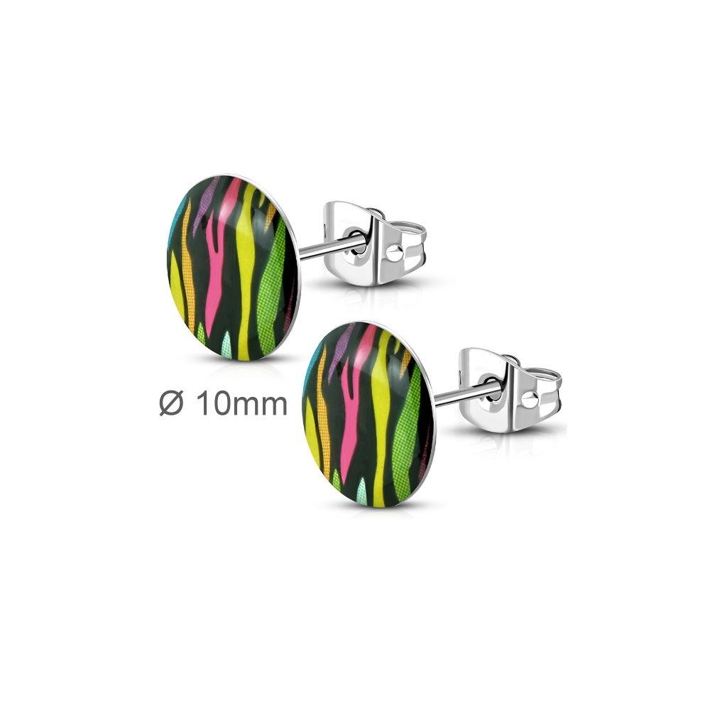 Coole Ohrringe aus Edelstahl