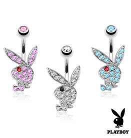 Playboy Bauchnabelpiercing