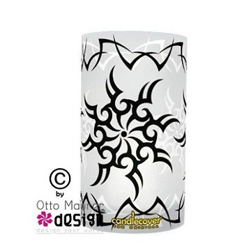 Tattoo Candlecover Tribal