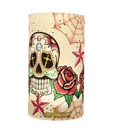 Tattoo Candlecover