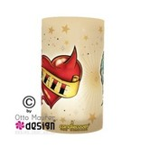 Tattoo Candlecover Love & Heart