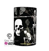 Tattoo Candlecover Skull