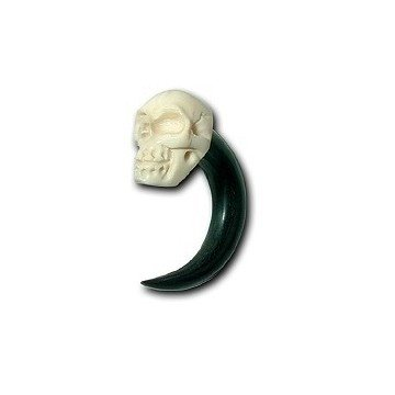 Skull Claws aus Büffelhorn