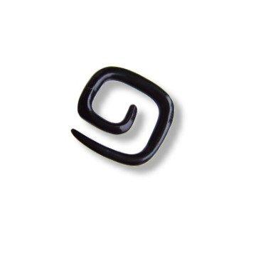 Schwarzer Dehnungssichel aus Horn
