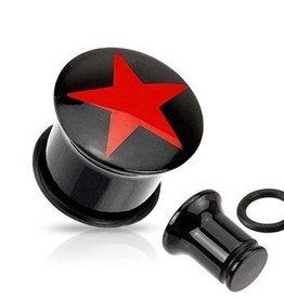 Stern Acryl Plug