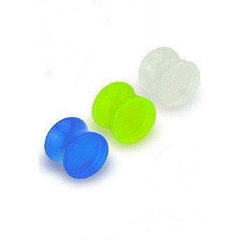 UV Acryl Plug 3mm bis 12mm