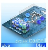 Setangebot Hufeisenring in blau