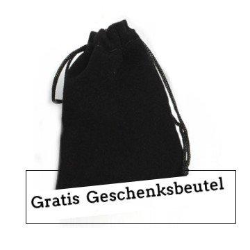 Edelstahl Damen-Kette mit  Anhänger Kleeblatt