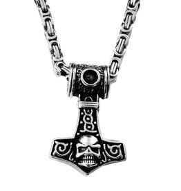 Thors Hammer Totenkopf