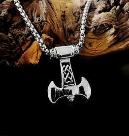 Halskette Anhänger Axt