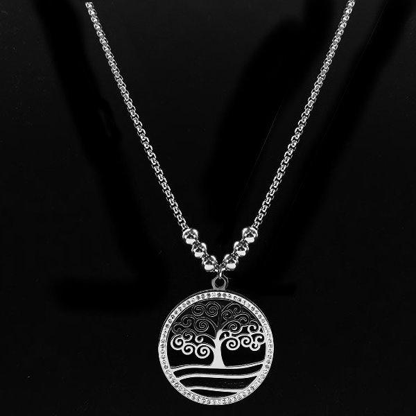 Lebensbaum - Tree of Life mit Halskette