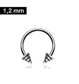 Hufeisenring 1,2 mm